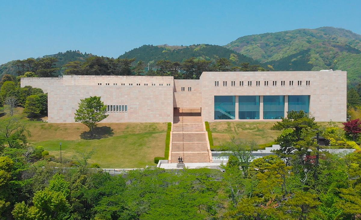 静岡県熱海 MOA美術館